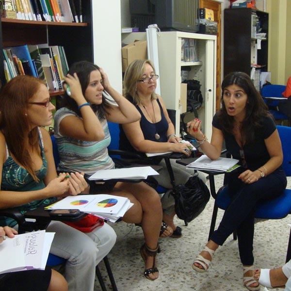grupo de trabajo en coaching para mujeres emprensarias y emprendedoras
