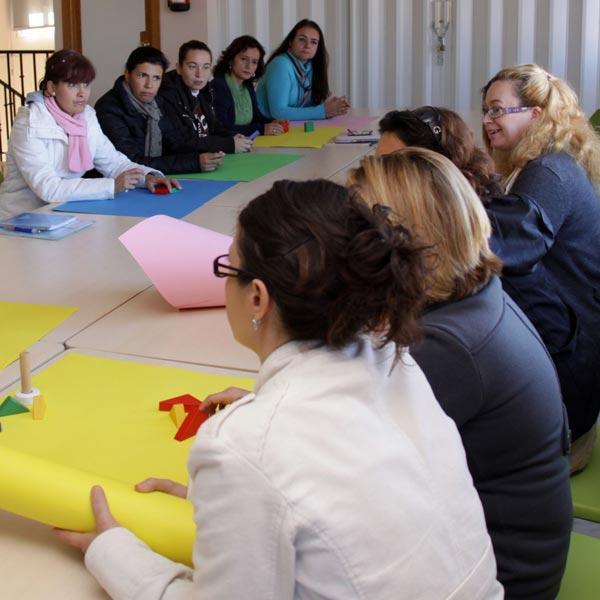 coaching para mujeres, curso atencion a la infancia