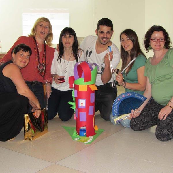 dinámica la torre. estrategias socio-educativas para tecnicos de juventud