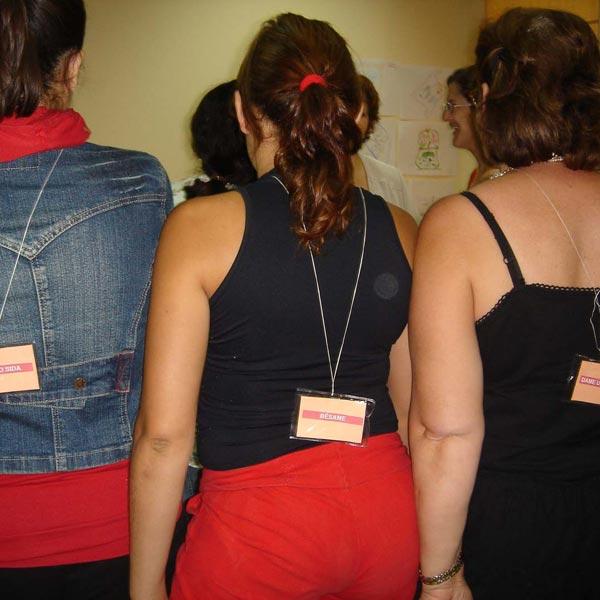dinámica las etiquetas. curso estrategias socio-educativas para formadore