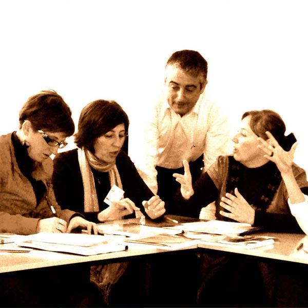 Desarrollo de habilidades para la comunicación en equipos de trabajo. Técnicos de juventud