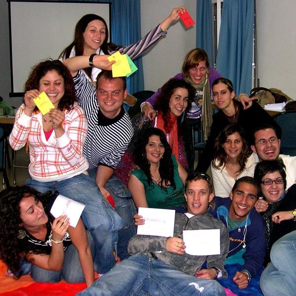 Técnica Insight en curso de empleabilidad para jóvenes del IAj